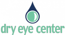 2 color Dry Eye Center Logo 01